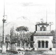 Un paratonnerre en 1803
