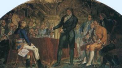 Volta Devant Napoléon